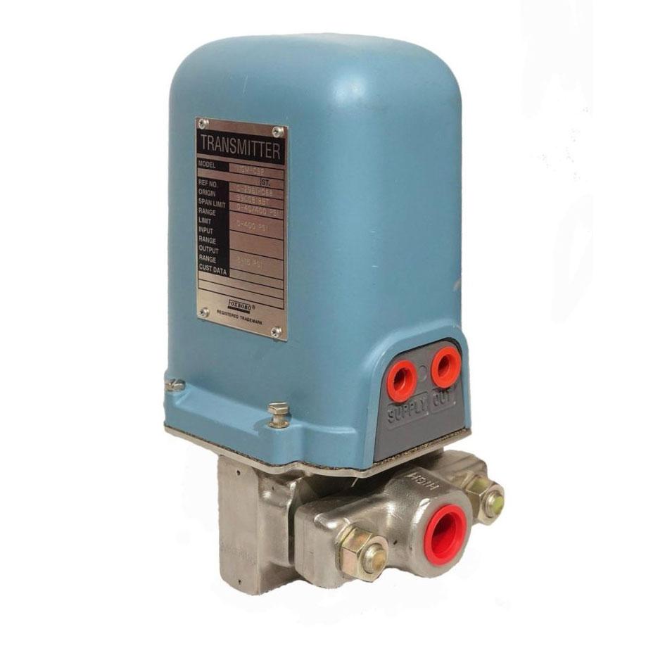 Foxboro 11GM, GH Pneumatic Pressure Transmitter