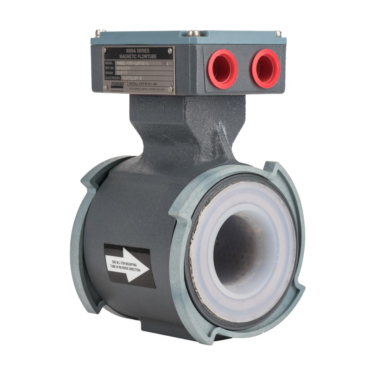 Foxboro 8000A Magnetic Flowtube