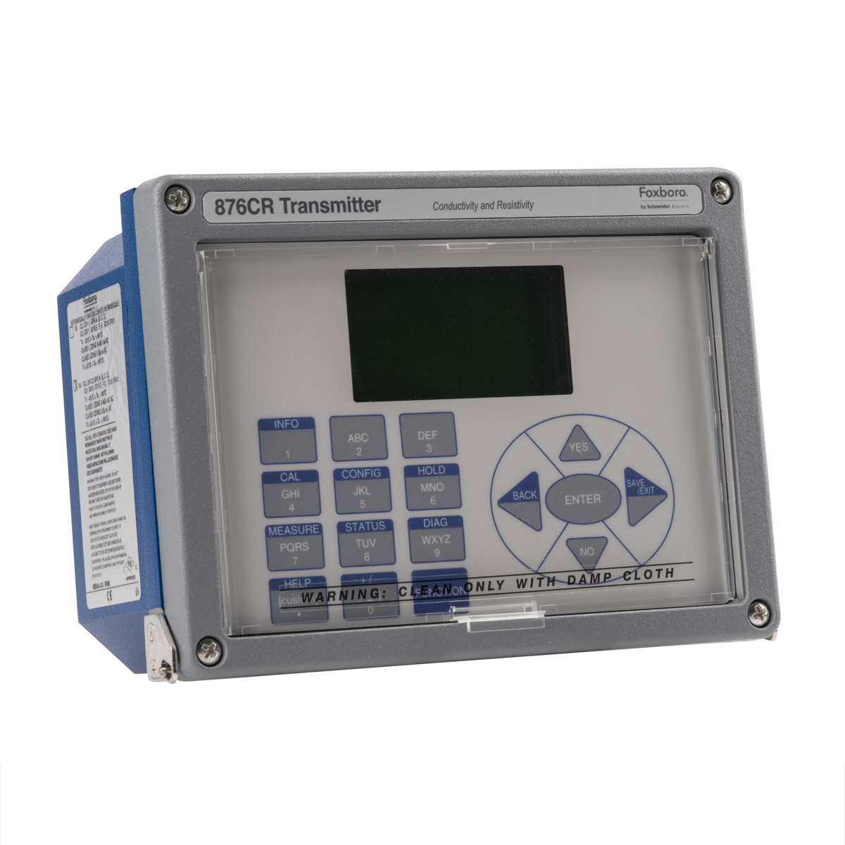 Foxboro 875CR Contacting Conductivity Analyzer