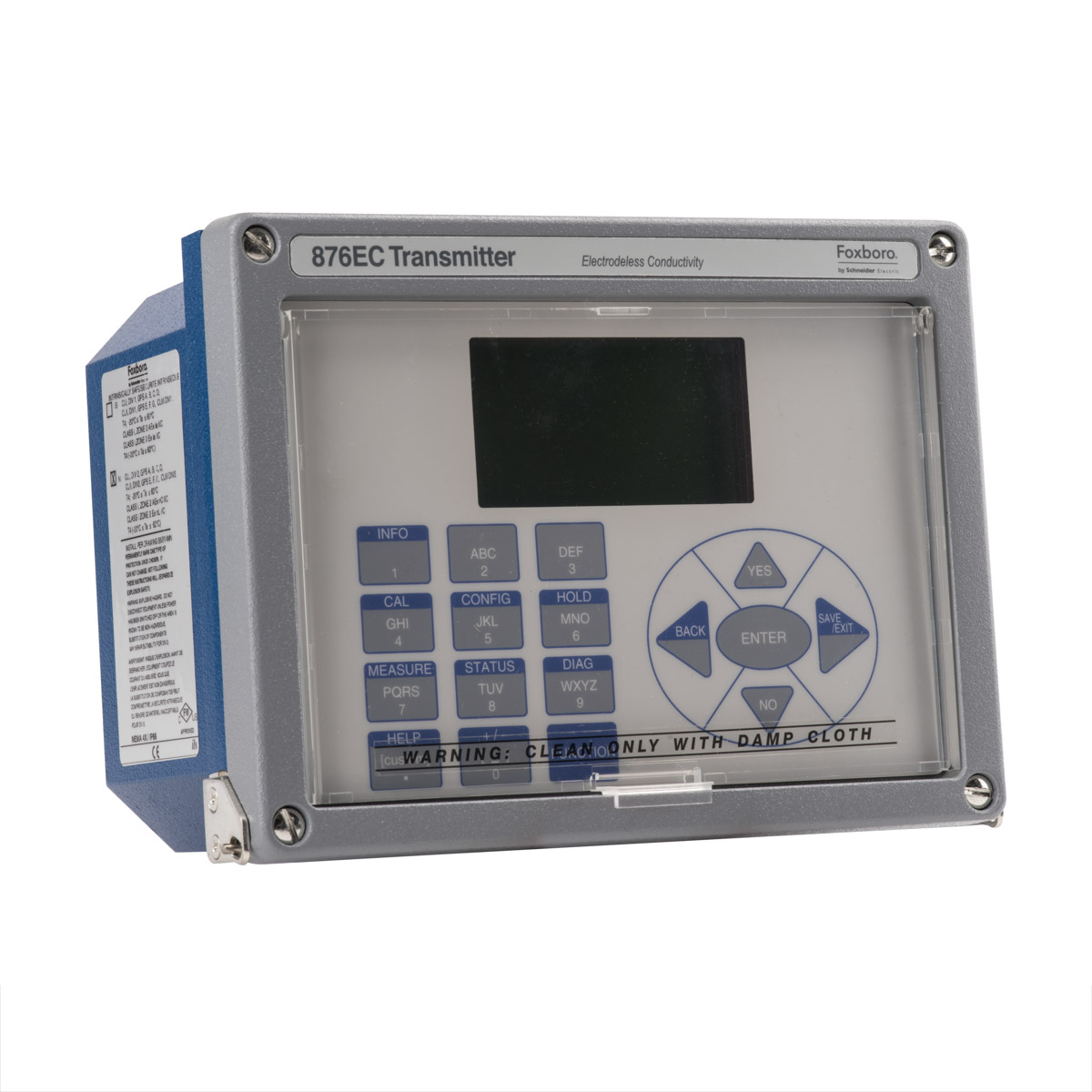 Foxboro 875EC‑A2F‑A Electrodeless Conductivity Analyzer