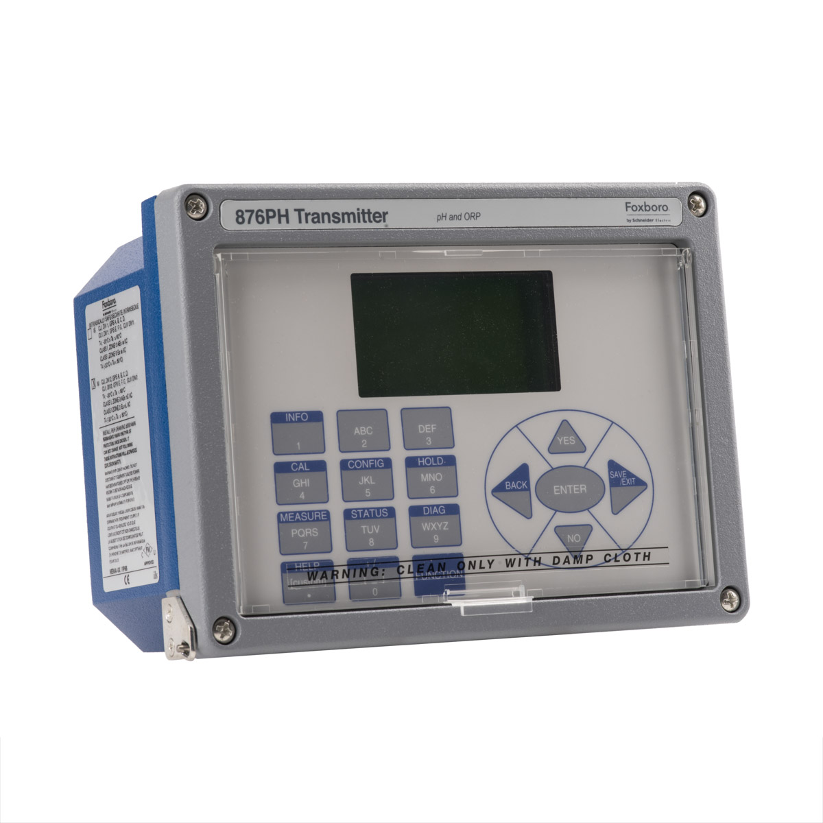 Foxboro 875PH-A2F-A PH/ORP Analyzer