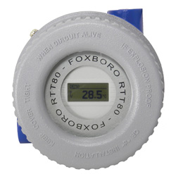 Foxboro RTT80-T1QQQNAZZ-MF Temperature Transmitter