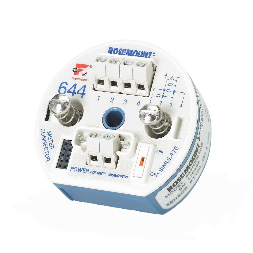 Rosemount 644 Temperature Transmitter