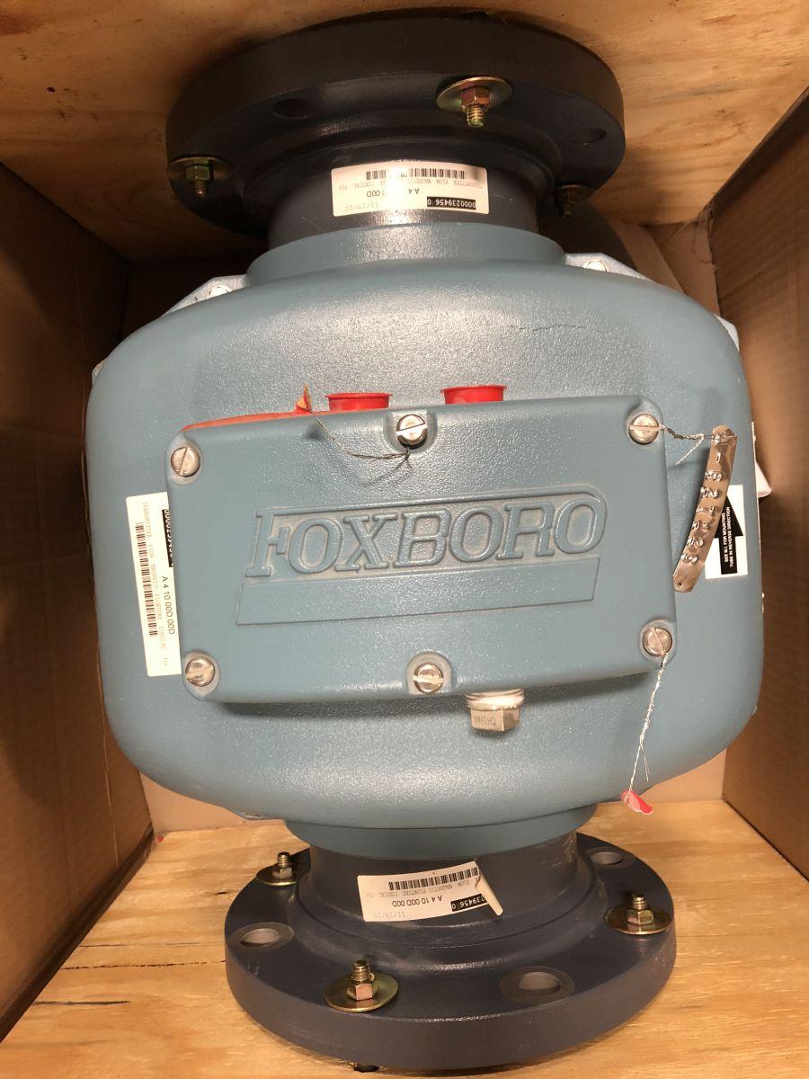Foxboro 2806-SABA-TCM-G 6in. CL150 Magnetic Flowmeter
