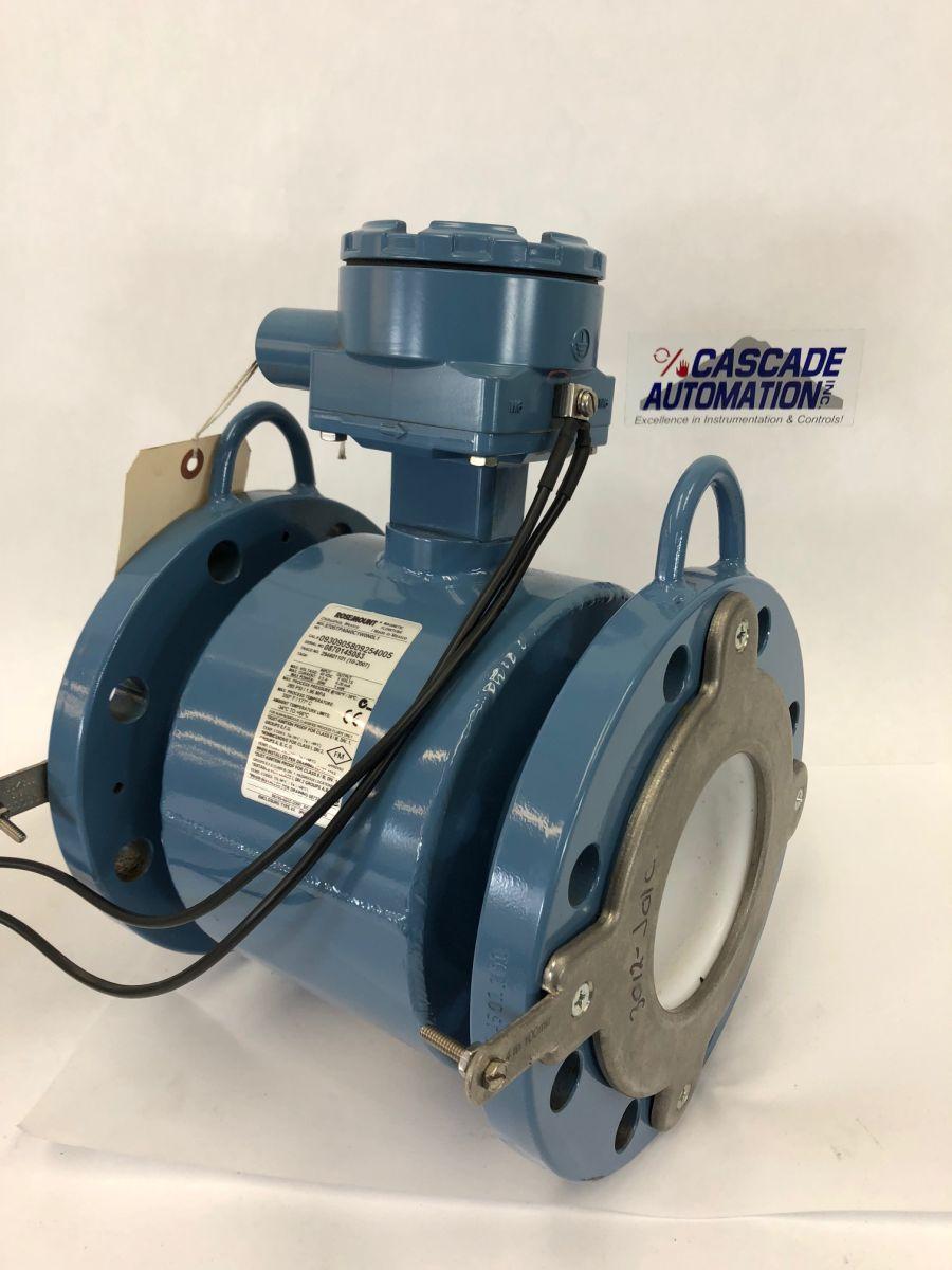 Rosemount 8705TPA040C1W0N0L1 04in. CL150 Magnetic Flowmeter