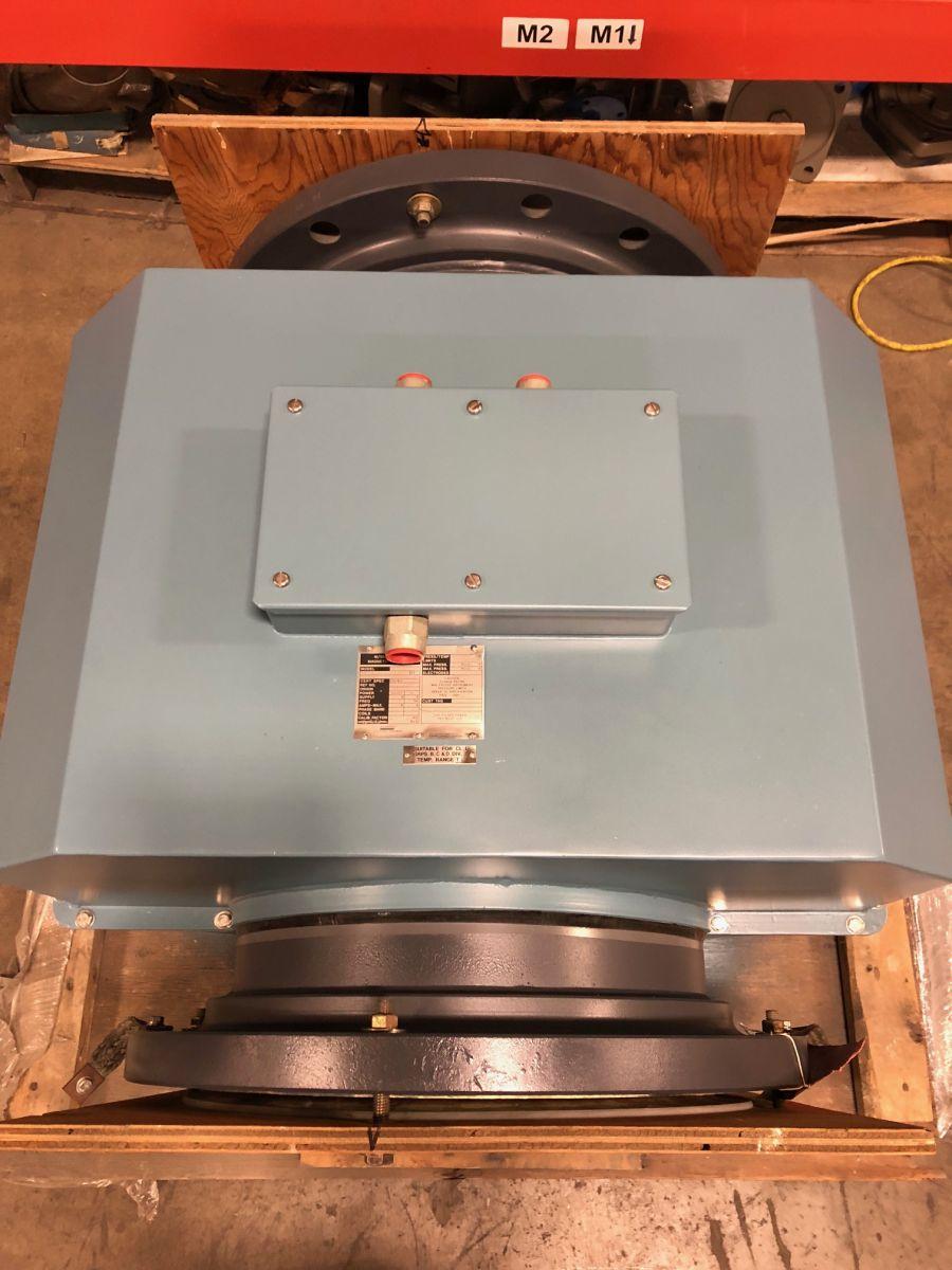 Foxboro 2818-SEBA-TSA-G 18in. CL150 Magnetic Flowmeter