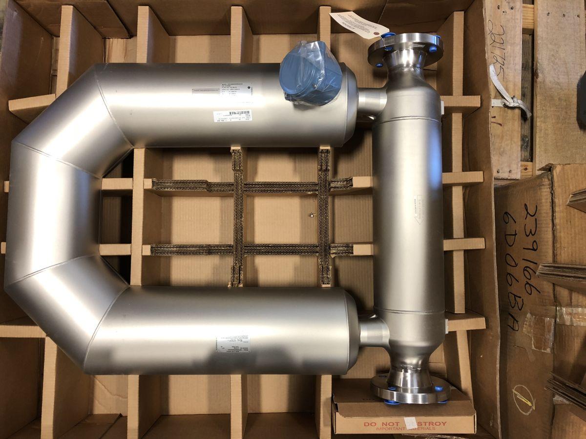 Micromotion CMF300M355N2BAEZZZ  3″ CL150 Coriolis Flowmeter