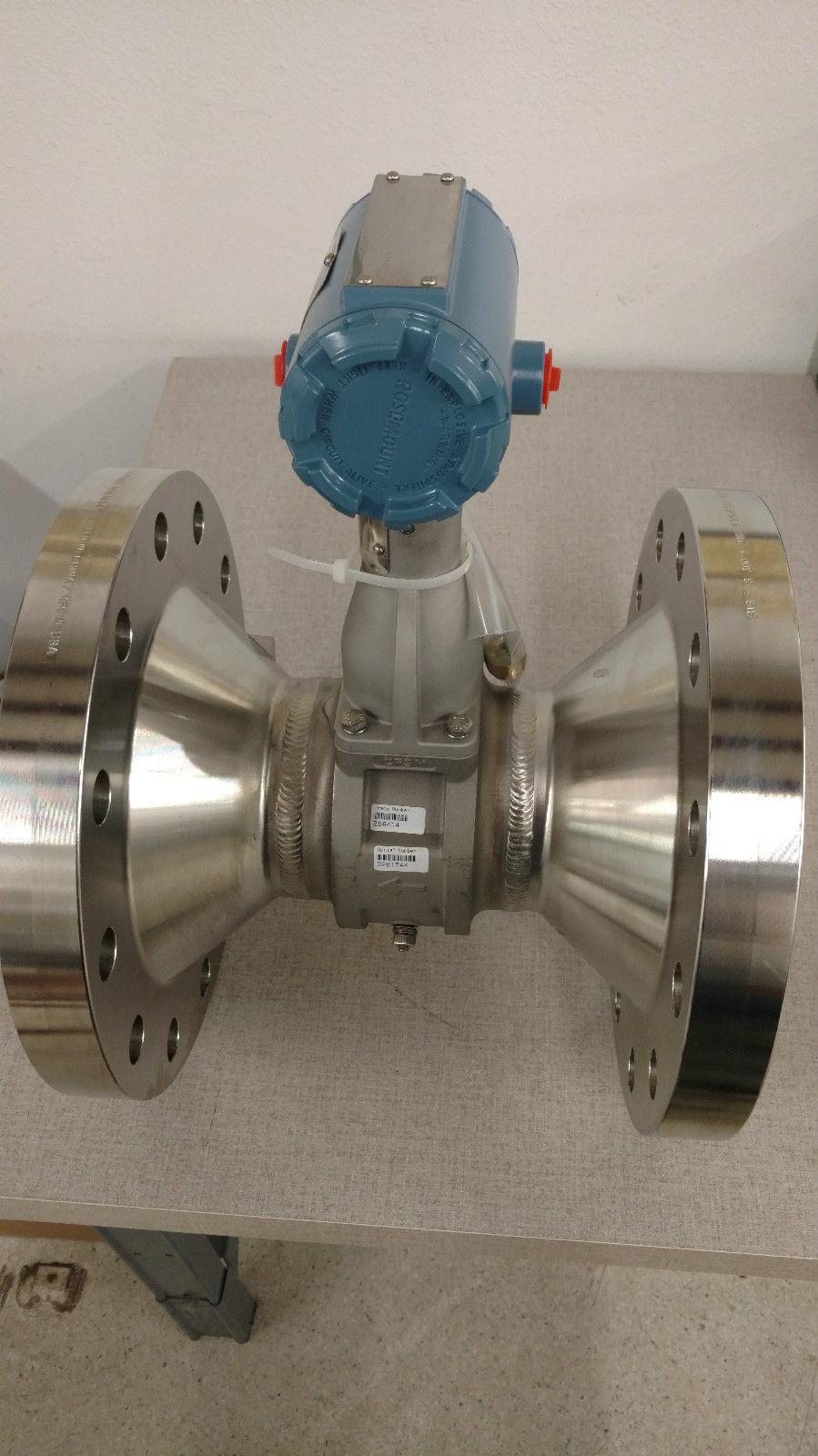 Rosemount Vortex Flow Meter 8800DR060SA3N1D1E5 06in Class 300