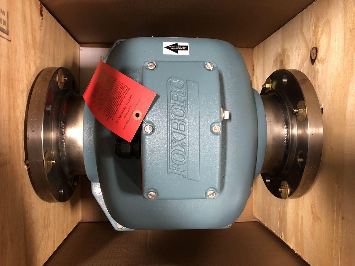 Foxboro 2806-SABA-TTM-G 6in. CL150 Magnetic Flowmeter