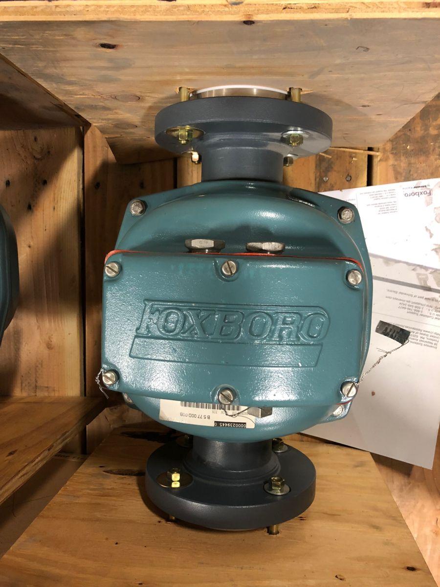 Foxboro 2803-SABA-TTM-G-T 03in. CL150 Magnetic Flowmeter