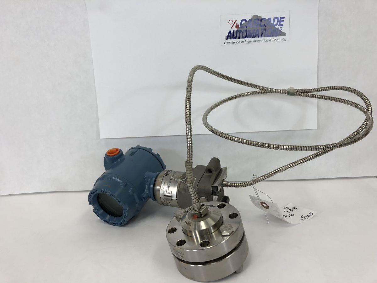 Rosemount 3051S1CG4A2B11A1AB4ESL4V5 Pressure Transmitter