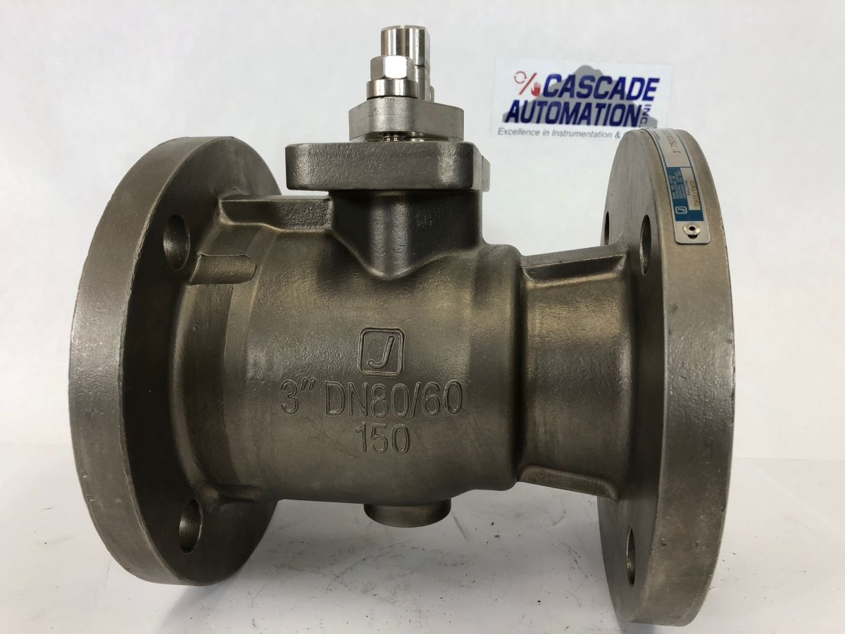 Jamesbury 3in Class 150 Ball Valve 7150313600XTZ2