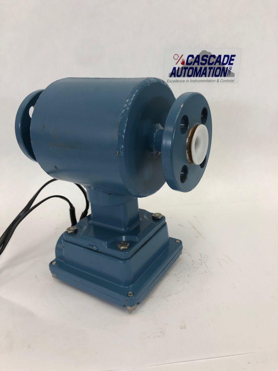 Rosemount 8705TSA005C1N0W0Q4 1/2in CL150 Magnetic Flowmeter
