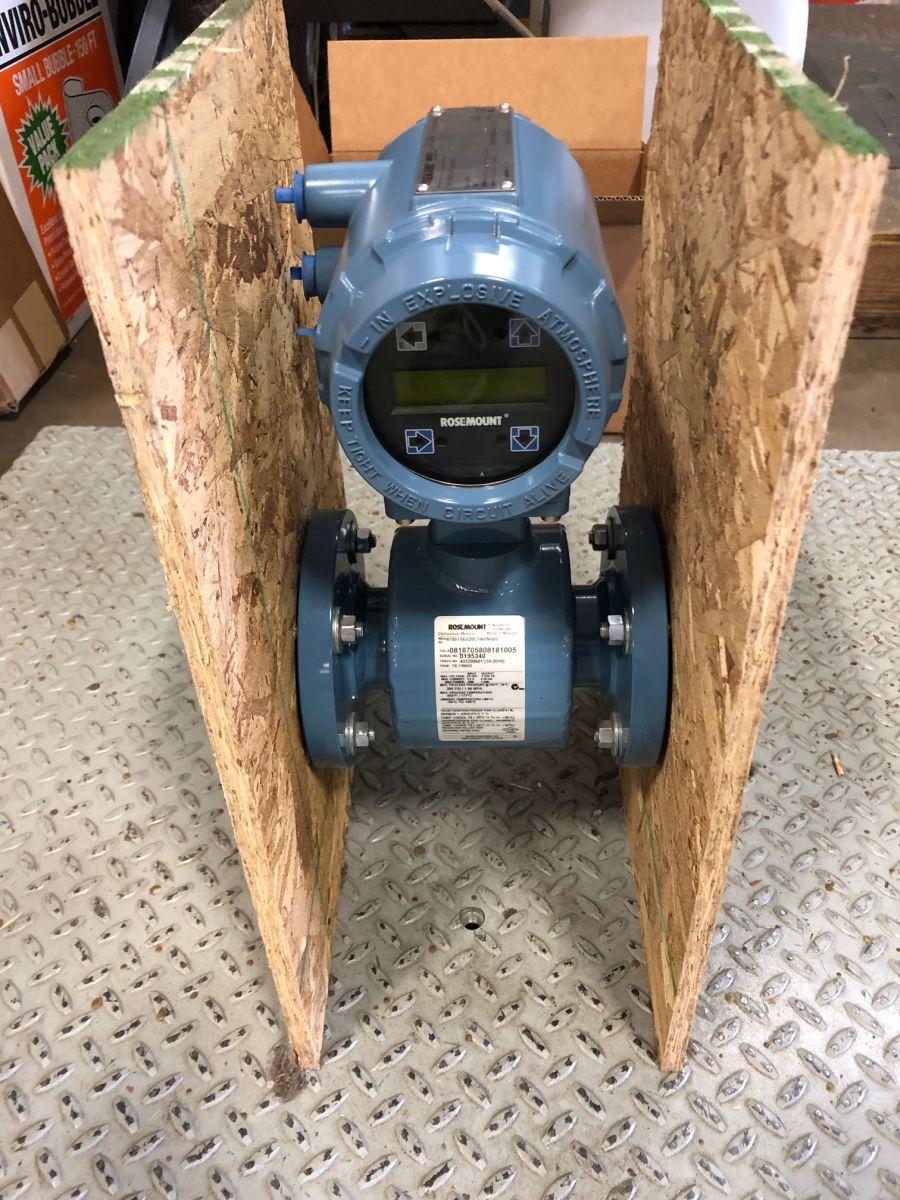 Rosemount 8705TSE020C1W0N5B3 02in. CL150 Magnetic Flowmeter