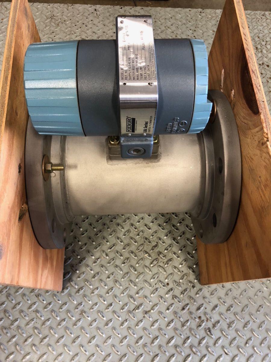Foxboro Flow Meter 6″ 150# 83F-D06S1SSTJZ