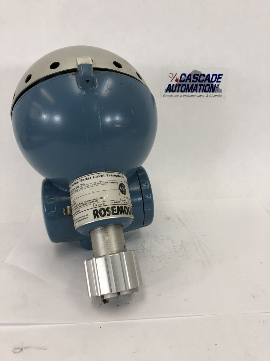 Rosemount Radar Level Transmitter 5601AE6P7A0NE