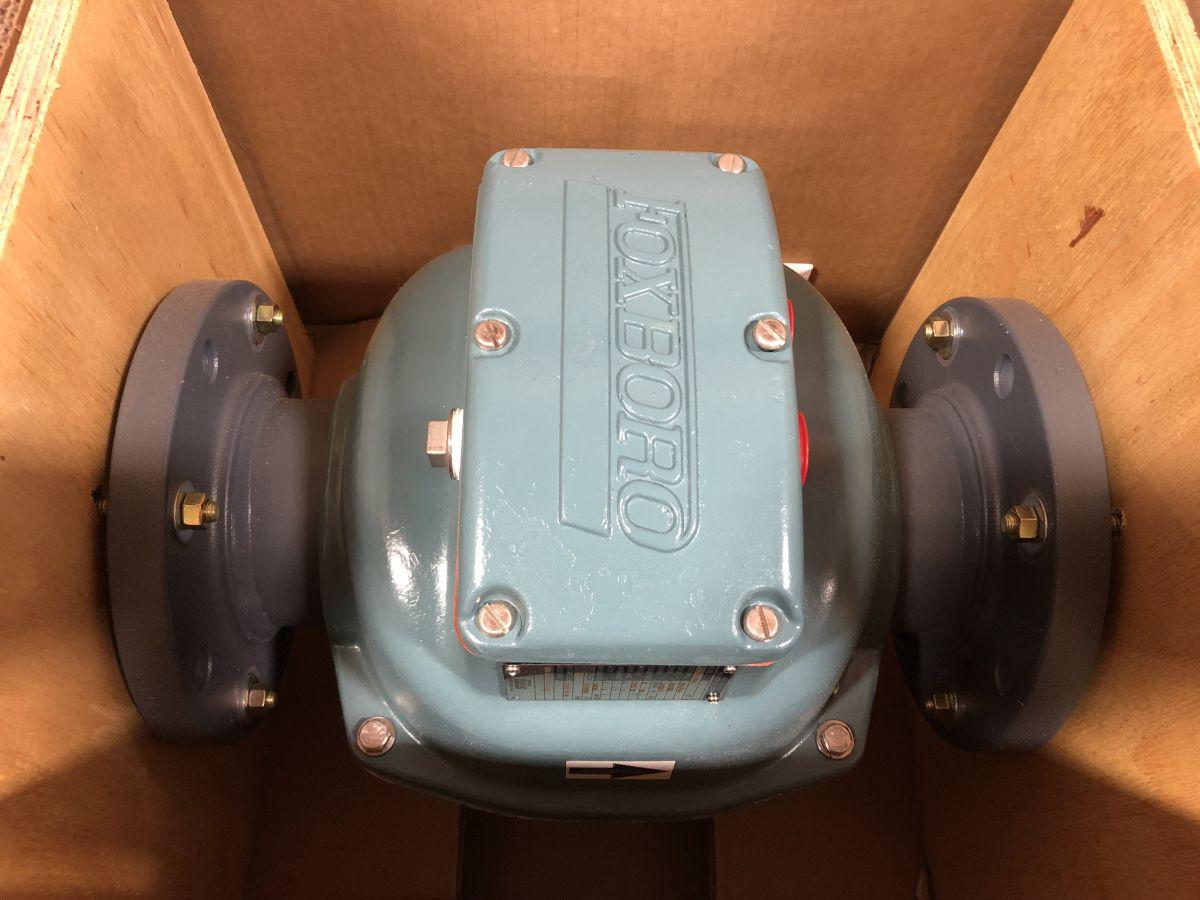 Foxboro 2804-SABA-TCM-G 04in. CL150 Magnetic Flowmeter