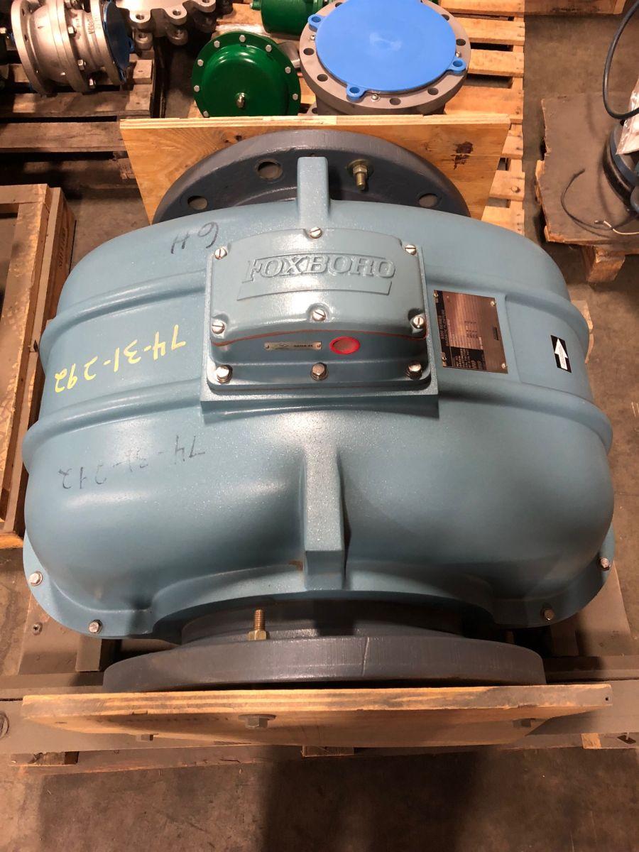 Foxboro 8314-SEBA-TTJ-GFGZ 14in CL150 DC Magnetic Flowtube