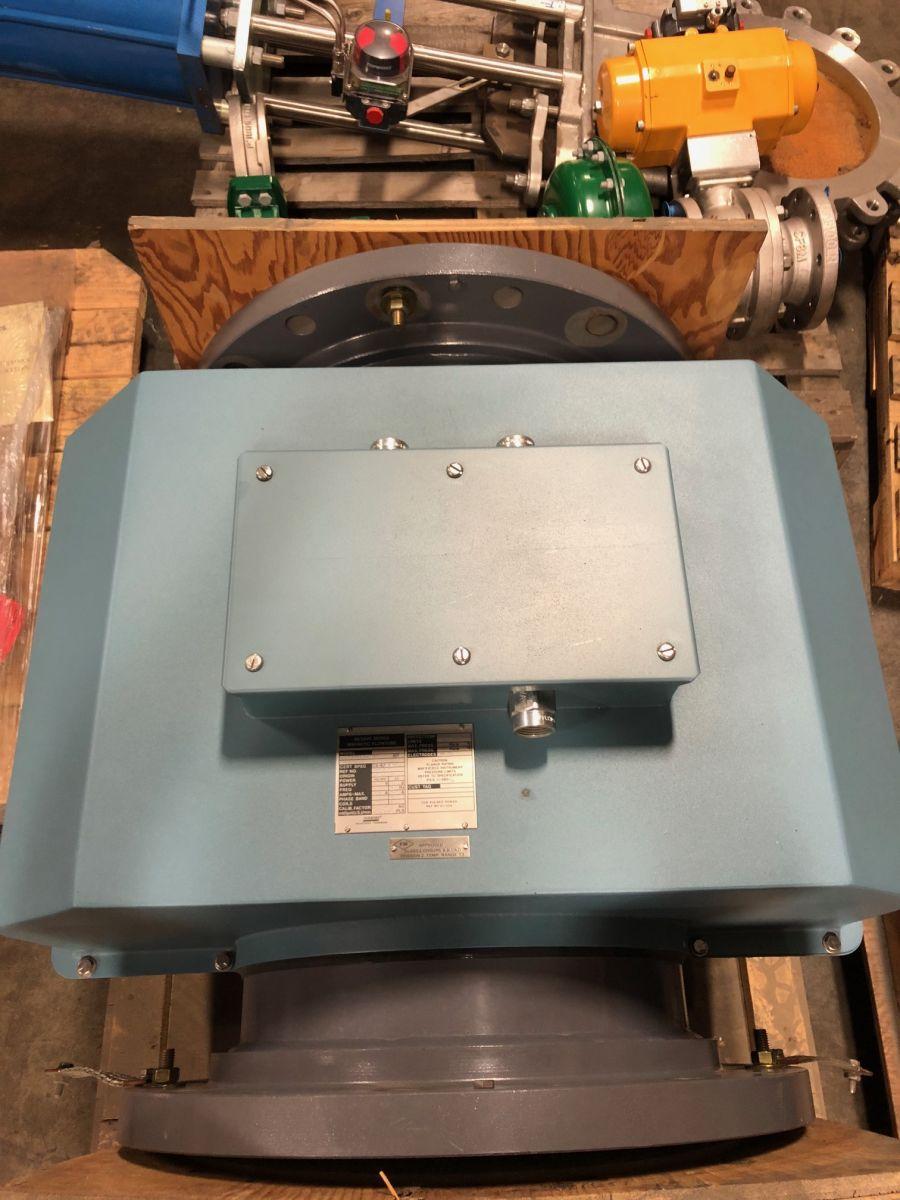 Foxboro 2816-SEBA-TSG-G 16in. CL150 Magnetic Flowmeter